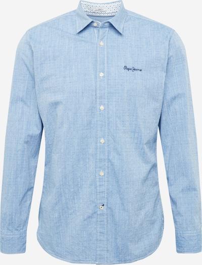 Pepe Jeans Overhemd 'LANCE' in de kleur Smoky blue, Productweergave