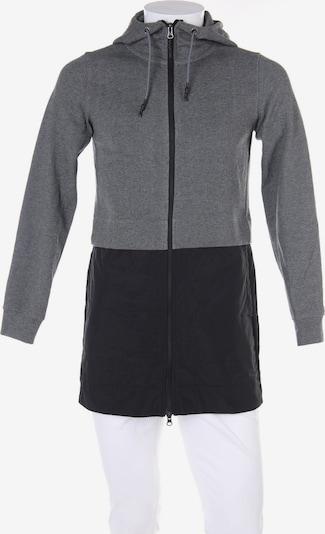 Tchibo Hoodie-Jacke in XS in grau, Produktansicht