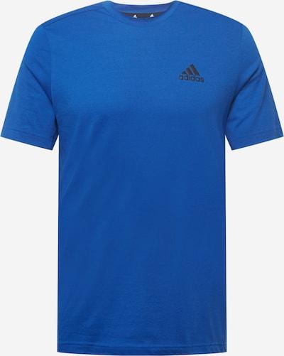 ADIDAS PERFORMANCE Funktionsskjorte i blå / sort, Produktvisning