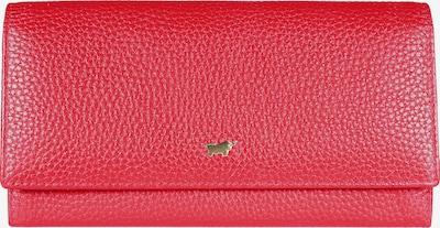 Braun Büffel Geldbörse 'Asti L 25CS' in rot, Produktansicht