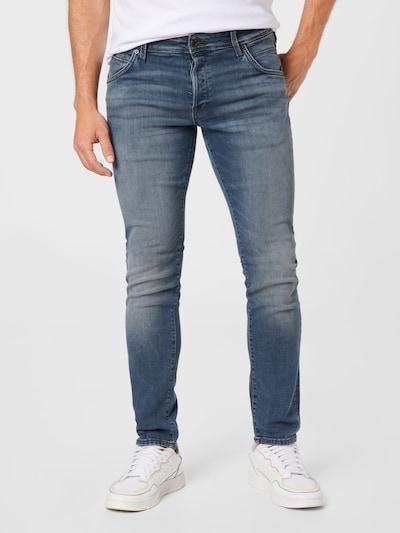 JACK & JONES Jeans 'Glenn Fox' i blå, På modell