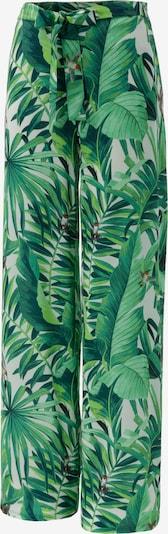Aniston CASUAL Hose in grasgrün / weiß, Produktansicht