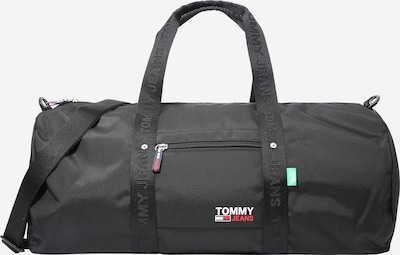Tommy Jeans Bolsa de fin de semana 'CAMPUS' en negro, Vista del producto