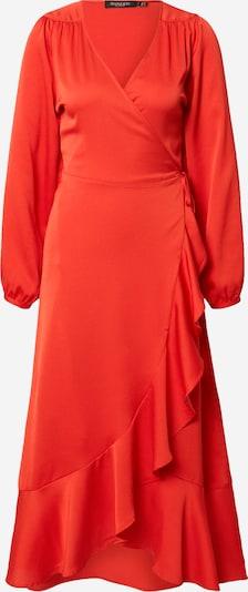 SOAKED IN LUXURY Vestido camisero 'Karven' en rojo anaranjado, Vista del producto