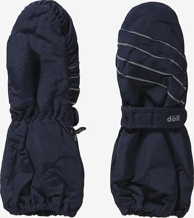 DÖLL Fausthandschuhe in nachtblau, Produktansicht