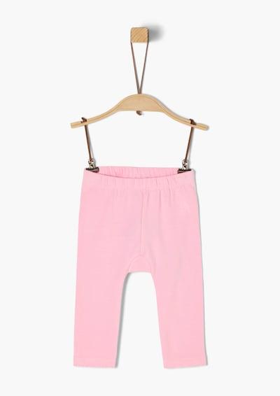 s.Oliver Leggings in pink, Produktansicht