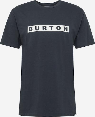 BURTON Sporta krekls 'VAULT' melns / balts, Preces skats