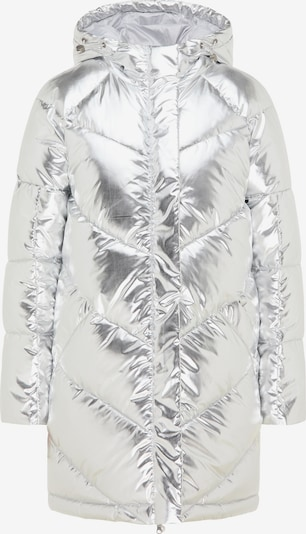 MYMO Winter coat in Silver, Item view