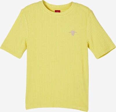 s.Oliver Shirt in de kleur Geel / Pink, Productweergave
