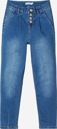 NAME IT Regular Fit High Waist Jeans in blau, Produktansicht