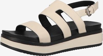 SHABBIES AMSTERDAM Sandale in beige, Produktansicht