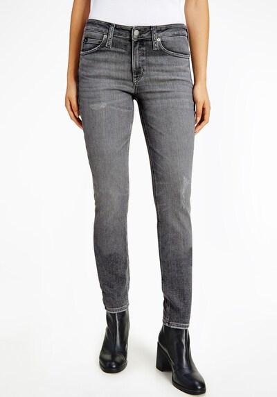 Calvin Klein Jeans Jeans in Grey, View model