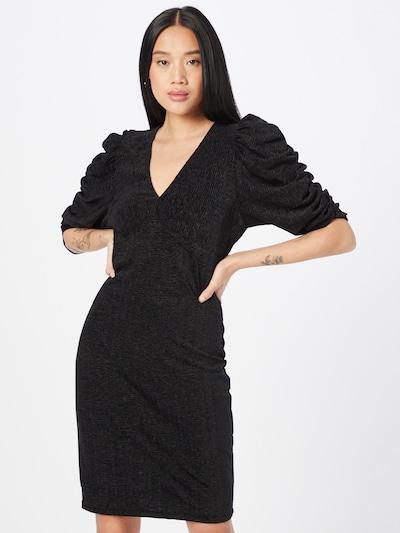 Twist & Tango Kleid in schwarzmeliert, Modelansicht