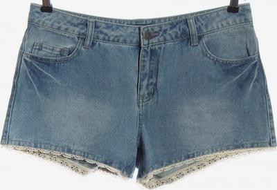 PIECES Jeansshorts in L in blau, Produktansicht