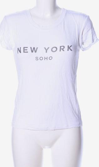 Brandy Melville T-Shirt in XS-XL in weiß, Produktansicht