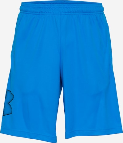 UNDER ARMOUR Pantalón deportivo 'TECH' en azul / negro, Vista del producto