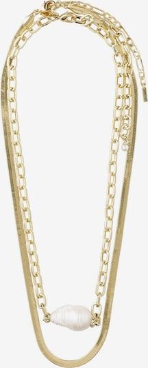 Pilgrim Chaîne 'Gracefulness' en or / blanc perle, Vue avec produit