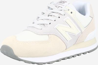 new balance Sneaker in beige / taupe / weiß, Produktansicht