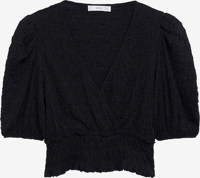 MANGO Shirt 'BASILE' in schwarz, Produktansicht