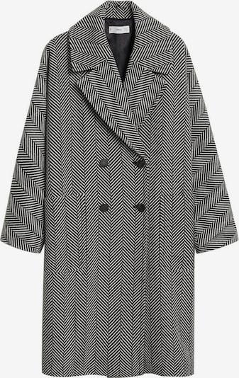 MANGO Mantel in schwarz / weiß, Produktansicht