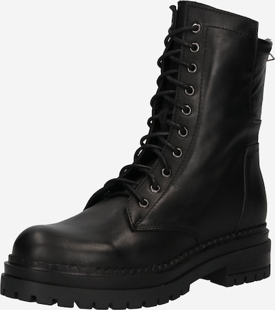 INUOVO Lace-Up Ankle Boots in Black, Item view