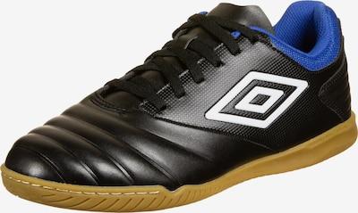 UMBRO Fußballschuh 'Tocco Club' in blau / schwarz / weiß, Produktansicht