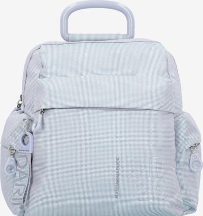 MANDARINA DUCK Md20 City Rucksack 25cm in hellblau / lila, Produktansicht