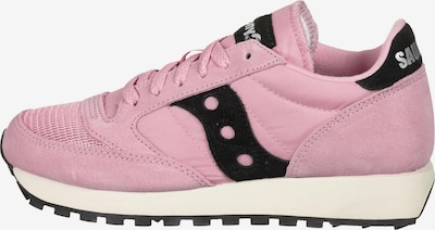 saucony Sneaker 'Jazz' in rosé / schwarz, Produktansicht