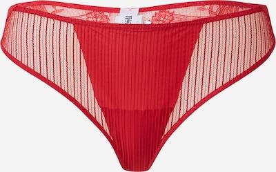 Wolford Tanga 'Venus' - červená, Produkt