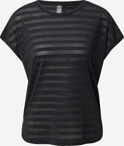 ONLY PLAY T-shirt fonctionnel 'ANUR' en noir, Vue avec produit