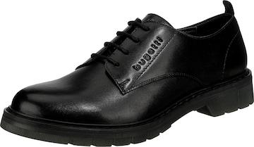Chaussure à lacets 'Modena' bugatti en noir