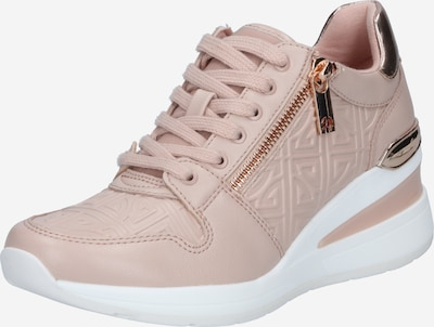 ALDO Sneaker 'JERESA' in gold / altrosa, Produktansicht