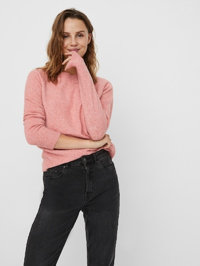 VERO MODA Sweater in coral, View model