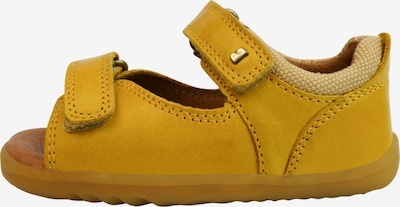Bobux Sandale 'SU Driftwood ' in gelb, Produktansicht
