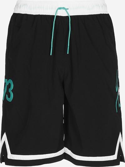 PUMA Sporthose ' Franchise ' in blau / schwarz / weiß, Produktansicht
