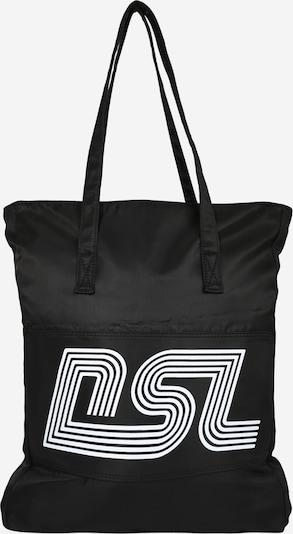 DIESEL Shopper in de kleur Zwart / Wit, Productweergave