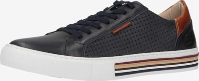 BULLBOXER Sneakers laag in de kleur Bruin / Zwart, Productweergave