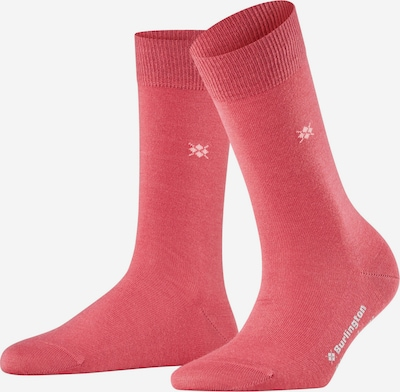 BURLINGTON Socken in pink, Produktansicht