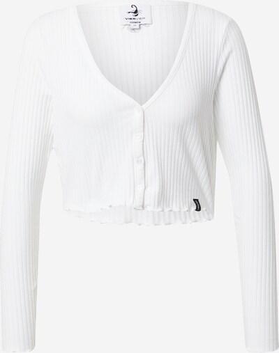 VIERVIER Shirt 'Rosalie' in weiß, Produktansicht