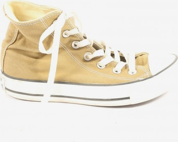 CONVERSE Sneakers & Trainers in 36,5 in Yellow