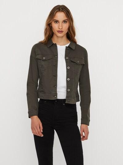 VERO MODA Jacke 'Hot Soya' in khaki: Frontalansicht