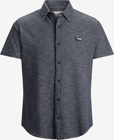JACK & JONES Hemd in kobaltblau, Produktansicht