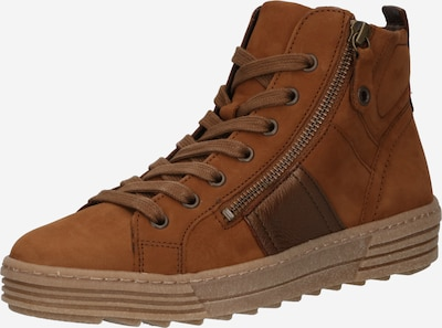 GABOR Lace-Up Ankle Boots in Cognac, Item view