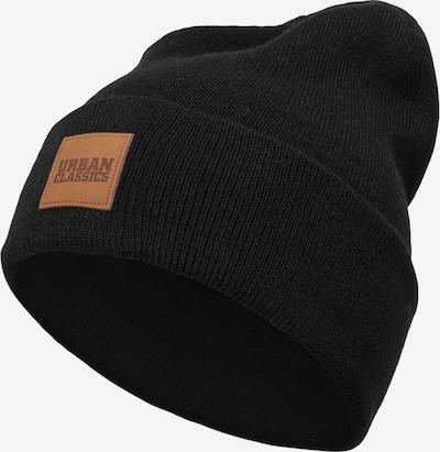Urban Classics Mütze in schwarz, Produktansicht