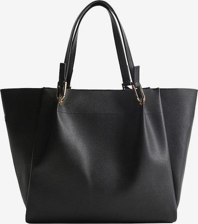 MANGO Shopper in schwarz, Produktansicht