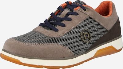 Sneaker low 'Aria' bugatti pe bej / bleumarin, Vizualizare produs