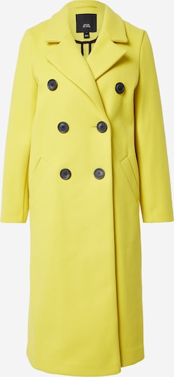 River Island Zimní kabát 'Drop Shoulder Coat' - žlutá, Produkt