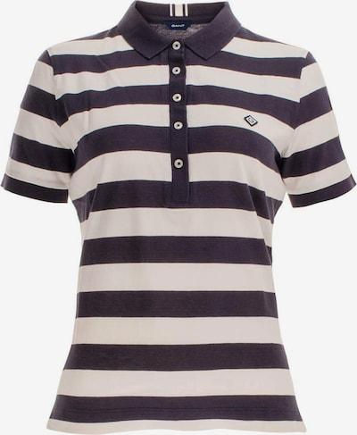 GANT Shirts in anthrazit / weiß, Produktansicht