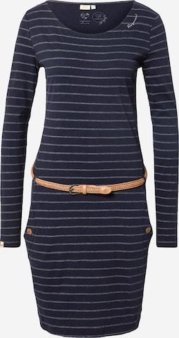 Ragwear Kleid 'Talona' in Blau
