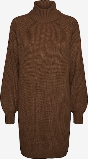 Noisy may Knitted dress 'Timmy' in Caramel, Item view